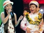 Ca nhạc - MTV - Thiện Nhân hội ngộ Quang Anh tại Gala The Voice Kids