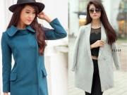 Thế giới thời trang - Chọn áo khoác xuống phố mùa đông