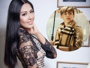 """Thời trang - Nguyễn Thị Loan không mặc áo """"nhái"""" đi thi Miss World"""