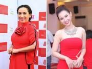 Ca nhạc - MTV - Phi Nhung, Quỳnh Chi nổi bật với sắc đỏ