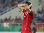 """Bóng đá - Thắng đậm Lào, nhiều cầu thủ Việt Nam vẫn không """"vui"""""""