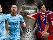 Bóng đá - TRỰC TIẾP Man City - Bayern: Vị cứu tinh Aguero (KT)