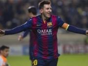 Bóng đá - Lập hattrick, Messi biến kỉ lục của Raul thành dĩ vãng