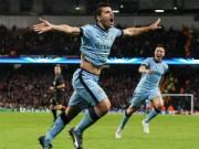 """Cup C1 - Champions League - Lập siêu hat-trick, Aguero được ví như """"Người đặc biệt"""""""