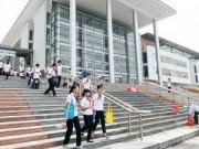Giáo dục - du học - Cấm thi lớp 6: Trường Ams, Chu Văn An, Lương Thế Vinh tuyển sinh thế nào?