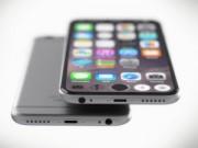 Thời trang Hi-tech - iPhone 7 concept với nút Home nằm trên màn hình cảm ứng