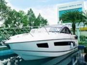 Tài chính - Bất động sản - Cận cảnh siêu du thuyền triệu đô lần đầu xuất hiện tại VN