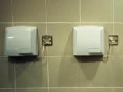 Sức khỏe đời sống - Máy sấy khô tay tự động chứa nhiều vi khuẩn hơn giấy vệ sinh