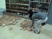 Tin tức trong ngày - Nước mắt cổ vật: Mối lo của các bảo tàng