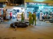 An ninh Xã hội - Đâm chết người vì va quẹt giao thông