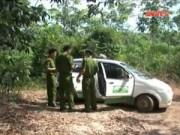 Video An ninh - Đôi tình nhân 9X dàn cảnh cướp taxi tại nghĩa trang