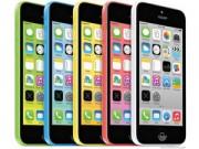 Apple sắp  khai tử  iPhone 5C