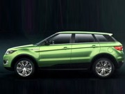 """Ô tô - Xe máy - Trung Quốc """"nhái"""" xe Range Rover Evoque giá bằng 1/3"""