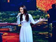 Ca nhạc - MTV - Phương Vy dịu dàng, thướt tha với áo dài trắng