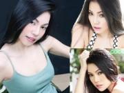 Thời trang - Siêu mẫu Thái Lan lộ ảnh nhạy cảm