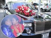 """Ca nhạc - MTV - Sao Việt """"chơi trội"""" rước dâu bằng xế tiền tỷ"""