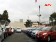 Thị trường - Tiêu dùng - Toyota thu hồi 57.000 xe do lỗi túi khí