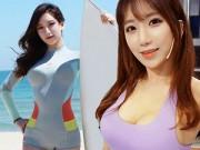 Làm đẹp - Đường cong quyến rũ của mỹ nữ thể thao xứ kim chi