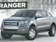 Ô tô - Xe máy - Ford Ranger 2015: Mạnh mẽ và an toàn hơn