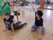 Ca nhạc - MTV - Lâm Vinh Hải tích cực tập luyện cùng thí sinh nhảy
