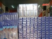 Video An ninh - Truy quét gần 8.000 gói thuốc lá nhập lậu