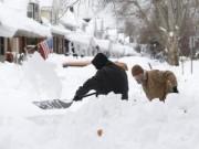 Tin tức trong ngày - Mỹ: Giải cứu 2 cậu bé bị chôn vùi dưới tuyết