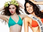 Thời trang - 15 nhan sắc đang dẫn đầu tại Miss World 2014