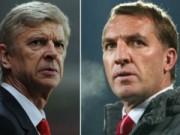 """Bóng đá - Tin HOT tối 28/11: Brendan Rodgers là """"Wenger của Liverpool"""""""