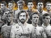 Bóng đá - Real, Juventus sở hữu hàng tiền vệ hay nhất châu Âu