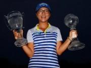 Thể thao - Cô bé 17 tuổi thành triệu phú làng golf