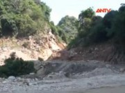 Video An ninh - Thanh tra vụ xẻ núi làm đường bên bờ vịnh Hạ Long