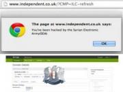 Công nghệ thông tin - Hàng loạt trang truyền thông quốc tế bị hack bởi SEA