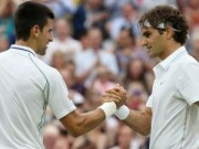Thể thao - Kinh điển CK Wimbledon Djokovic-Federer hay nhất 2014