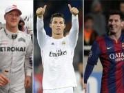 """Bóng đá - Ronaldo được """"săn lùng"""" nhiều hơn Messi trên Yahoo"""