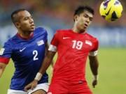 Bóng đá - Singapore - Malaysia: Siêu kịch tính