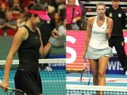 Thể thao - Sharapova – Ivanovic: Bản lĩnh vững vàng (Giải tennis Ngoại hạng)