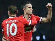 Bóng đá - Rooney và Van Persie thi nhau lập siêu phẩm