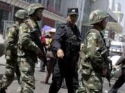Thế giới - TQ: Đánh bom khủng bố ở Tân Cương, 15 người chết