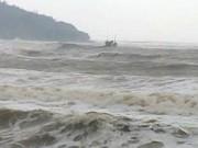 Tin tức trong ngày - Mắc cạn khi chạy bão, tàu cá kêu cứu giữa biển