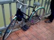 Tin tức trong ngày - Bỏ lại xe đạp, nam sinh nhảy cầu tự vẫn trong đêm