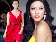 Thời trang - 9 hoa hậu Việt từng thử sức với vai trò người mẫu