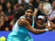 Thể thao - Flipkens - Serena: Rượt đuổi kịch tính (Giải tennis Ngoại hạng)