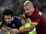 Bóng đá - AS Roma - Inter: Màn rượt đuổi gay cấn