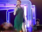 Ca nhạc - MTV - Trang Trần khoe giọng khàn khi hát Rock