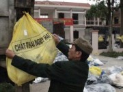 Tin tức trong ngày - Thái Nguyên: Dân biến trụ sở xã thành... bãi rác