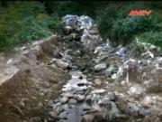 """Video An ninh - Nước sông Đà đang """"đầu độc"""" hàng triệu người dân Thủ đô"""