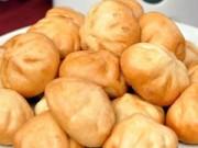 Cách làm bánh bao chiên nhân thịt tại nhà