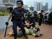 Tin tức trong ngày - Báo TQ đồng loạt lên án người biểu tình Hong Kong