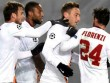 Totti nã đại bác top 5 bàn thắng lượt 5 Cup C1