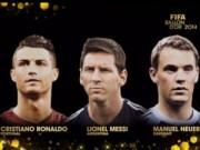 Bóng đá - Đua cùng Ronaldo – Neuer, Messi lập thêm kỉ lục